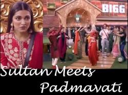 Sultan Meets Rani Padmavati Bigg Boss 11 New Promo Weekend Ka Vaar
