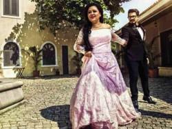 Romantic Picture Bharti Singh Pre Wedding Photo Shoot
