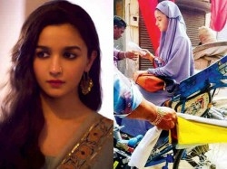 Alia Bhatt Look In Upcoming Film Raazi Leaked On Social Media