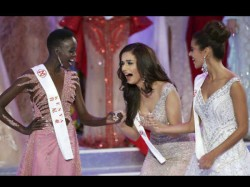 Manushi Chhillar Answer The Question Asked Miss World Competition