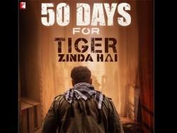 Days For Tiger Zinda Hai Salman Khan Katrina Kaif