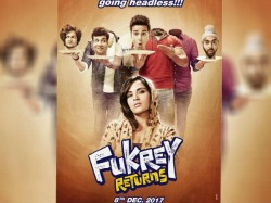 Fukrey Returns Box Office Collection Steady Despite Tiger Zinda Hai