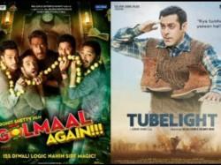 Golmaal Again Box Office Update Beats Tubelight Overseas