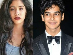 Jahnvi Kapoor Ishaan Khattar Starrer Sairat Remake Titled As Dhahak