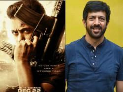 Here S How Ek Tha Tiger Director Kabir Khan Reacted To Tiger Zinda Hai Trailer