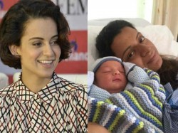 Kangana Ranaut S Sister Rangoli Blessed With Baby Boy