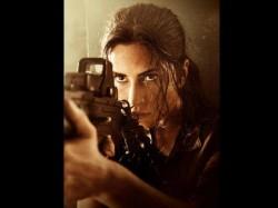 Katrina Kaif New Fierced Look From Tiger Zinda Hai