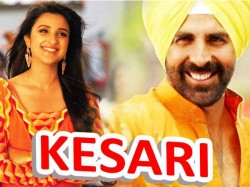 Parineeti Chopra Opens Up On Working With Akshay Kumar In Kesari