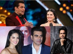 Arbaaz Khan And Sunny Leone Will Appear In Bigg Boss 11 For Movie Promotion