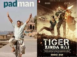 Salman Khan S Tiger Zinda Hai Open January Box Office No Clash With Padman