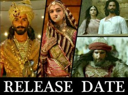 Viacom 18 Officially Announces Padmaavat Release Date