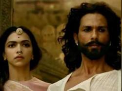 Deepika Padukone Tries Demean Padmavati Co Star Shahid Kapoor Gets A Reply
