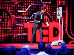 Shahrukh Khan Ted Talk Launch