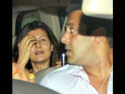 Sangeeta Bijlani Makes Comeback The Khan Daan Attends Salim Khan Birthday Dinner