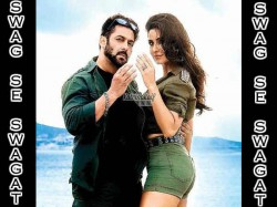 Swag Se Swagat First Look Out Biggest Song Tiger Zinda Hai