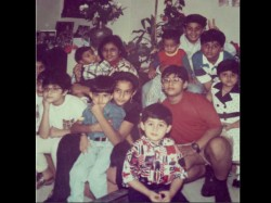Arjun Kapoor Shares Childhood Pics Of His Fellow Actors