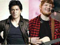 Ed Sheeran Thinks Film Collaboration With Shah Rukh Khan Would Be Quite Cool