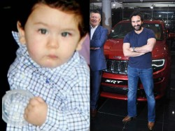 Saif Ali Khan Special Gift Son Taimur Ali Khan On Children S Day