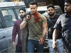 Tiger Shroff S Look From Baaghi 2 Is Surely Mysterious One