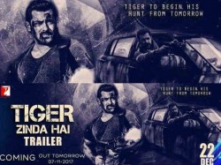 Tiger Zinda Hai Trailer Release Tomorrow Here Is The Last Reminder