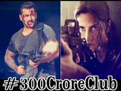 Worldwide 300 Crore Club Tiger Zinda Hai Is 20th Official Entry