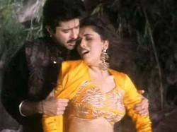 Anil Kapoor Madhuri Dixit Hit Chemistry In Pictures