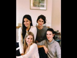Katrina Kaif Shares Pic With Sisters And They Are Gorgeous