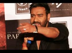 Ajay Devgn Rajkumar Santoshi Part Ways