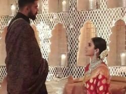 Virat Kohli Anushka Sharma Wedding Reception Has Deep Talk Moment