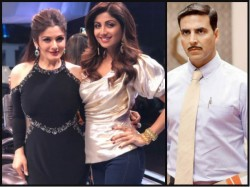 Shilpa Shetty And Raveena Joked About Their Common Mistake