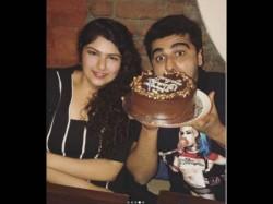 Arjun Kapoor Anshula Kapoor Pic On Her Birthday Is Super Cute