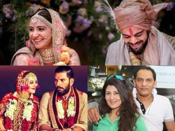 Cricketers Who Married Bollywood Heroines