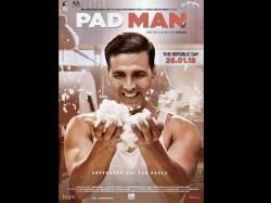 Check The New Poster Padman Starring Akshay Kumar