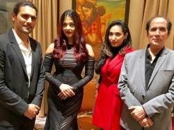 Aishwarya Rai Bachchan Wrapped Up Fanne Khan Shooting