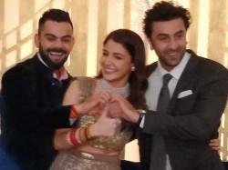 Virat Kohli Anushka Sharma Reception Pics Ranbir Shahrukh Katrina Aishwarya