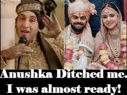 Ranbir Kapoor Reacts Anushka Sharma S Wedding With Virat Kohli