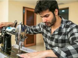 Varun Dhawan Upcoming Movie Sui Dhaaga On Floor