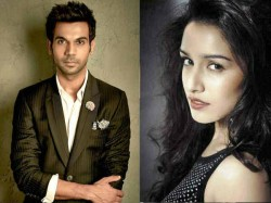 Shraddha Kapoor And Rajkumar Rao Work Together In Horror Comedy Movie