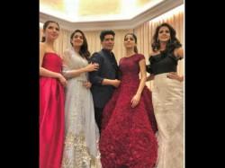 Sridevi Spotted Partying With Mahira Khan Saba Qamar Mawra Hocane In Dubai