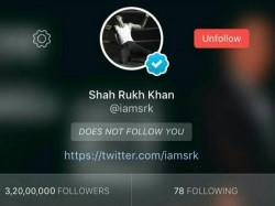 Twitter Celebrates 32 Million Srkians Huge Mark For Shahrukh Khan