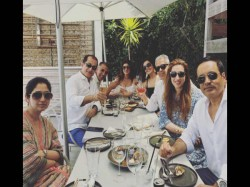 Twinkle Khanna Celebrate Birthday With Family Shares Pic
