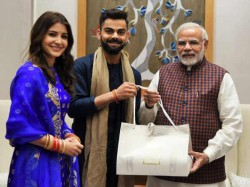 Virat Kohli Anushka Sharma Meet The Prime Minister Reception Invite