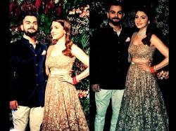Virat Kohli Anushka Sharma Wedding Reception Bollywood Listers Arrive At The Venue