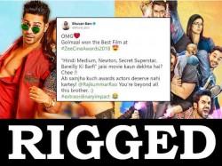 Fans Mock Zee Cine Awards 2018 Call It Crass Joke