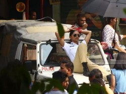 Deepika Padukone New Look As Cop Viral Social Media