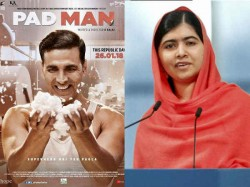 Malala Yousafzai Is Excited To Watch Padman