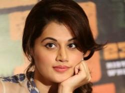 Taapsee Pannu To Star In Anurag Kashyap S Womaniya