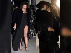 Hot Damn Priyanka Shares Passionate Kiss With Alan Powell On Streets