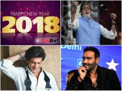 Bollywood Stars New Year Wishes To Their Fans See Their Tweets