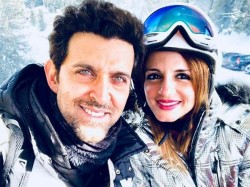 Hrithik Roshan Writes An Emotional Post For Ex Wife Sussanne
